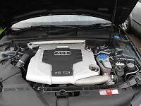 Audi A5/A4 TDI 3.0 V6 CCW Engine