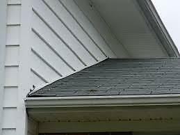 SAME DAY FAST SERVICE LEAKY ROOF EAVESTROUGH REPAIR NEW SHINGLES