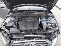 Audi A4 CJCB 2.0 Tdi 136 Bhp Engine With Turbo