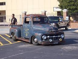 Looking for Parts for a 51 Ford Truck