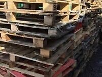 FREE 20 x pallets for firewood