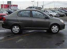 2003 Toyota Echo Sedan