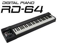 Wanted: Roland RD64 Digital Stage Piano Keyboard
