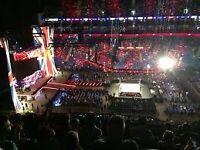 WWE Smackdown Ticket London O2