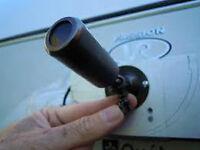 systeme de son et camera de recule des roulottes et motorisés
