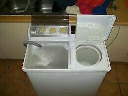 Wanted spinner washer