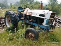 WANTED FORD 6000 Diesel Engine