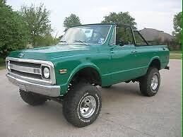 Looking for a 1969 to1972 K5 Blazer