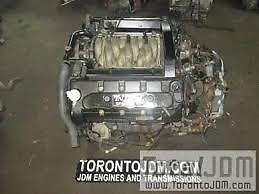Lincoln Continental V8 4.6L Engine & Transmission - 1998-2002
