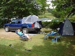 Chevy Avalanche Truck Tent GM made