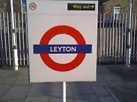 Leyton babysitter avaliable❤️