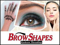EYEBROWS THREADING & HENNA TATTOO DOWN TOWN IN HALIFAX