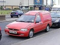FORD ESCORT 1.8 TURBO NON ENDURA DE 1995-2004 WANTED