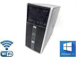 Quad Core Windows 10 HP 6gig Ram 250gb Hard W/Hdmi Computer W $139 Only