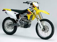 Suzuki RMX 450 Pipe Stock looking for one