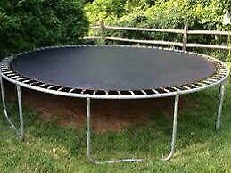 Looking for Trampoline