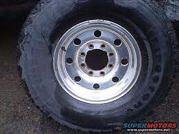 wanted Ford OBS alcola wheels