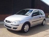 VAUXHALL CORSA WANTED, FROM 2001 - 2006