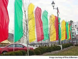 A1 Swooper Flags