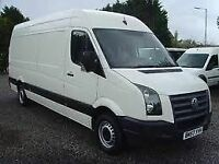 FROM £10/HR MAN AND VAN REMOVALS COVERING ALL OF LONDON! FULLY INSURED!