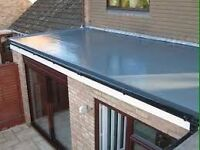 Rubber roofs . Roof repair . Brick repair