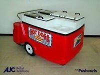 Hotdog cart for sale