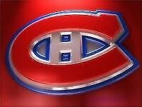 EXCELLENTS billets ROUGES CANADIENS de MONTRÉAL saison 2015-16 !
