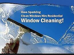 AFFORDABLE -FAST- METICULOUS WINDOW CLEANING !