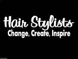 Stylist / hair dresser
