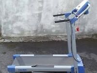 MOTORIZED York Fitness Treadmill mint condintion