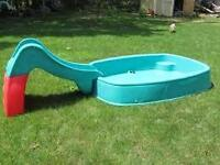 Wanted: Step 2 pool with slide