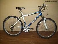 Men's Infinity 21-Speed Mountain Bike. Excellent Condition.