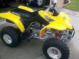 2005 Honda 250 EX