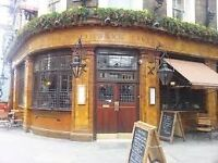 Experienced Bar Staff Required