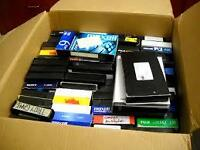 VHS to DVD conversion service
