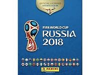 Panini World cup stickers SWAP