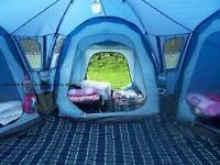 Hi Gear Sahara 6 Tent Family Tent