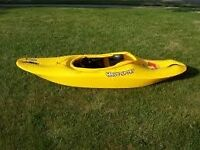 Wavesport big ez kayak