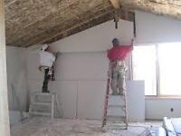 SAVE$$ DRYWALL.     Professional work for below average price!!