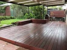 Pergola and Decking Supplies Edinburgh Playford Area Preview