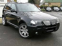 BMW X3 3.0 SD diesel twin turbo 286 bhp M Sport