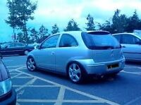 L@@k 2005 PLATE CORSA SRI ANY PART X WELCOME NICELY MODIFIED