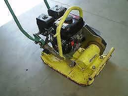 PLATE COMPACTOR/WHACKER - AMMANN AVP 1240 - Honda Motor