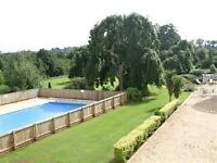 Luxury apartment in gated private develpment, Inc facilities: gym, swim pool, sauna, tennis etc..
