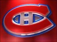 HABS GROUP TICKETS / BILLETS DE GROUPE DES CANADIENS