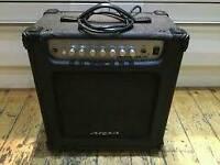 Aria ab30 bass amplifier