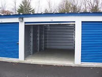 SELF-STORAGE UNITS FOR RENT