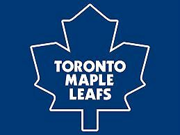 Toronto Maple Leafs vs Detroit Red Wings January 1.