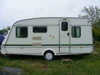 Wanted Touring Caravan