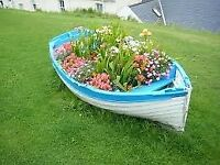 Looking for an old rowing boat for a garden project in a care home